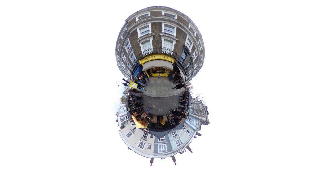 Primrose Hill Pets VR Little Planet