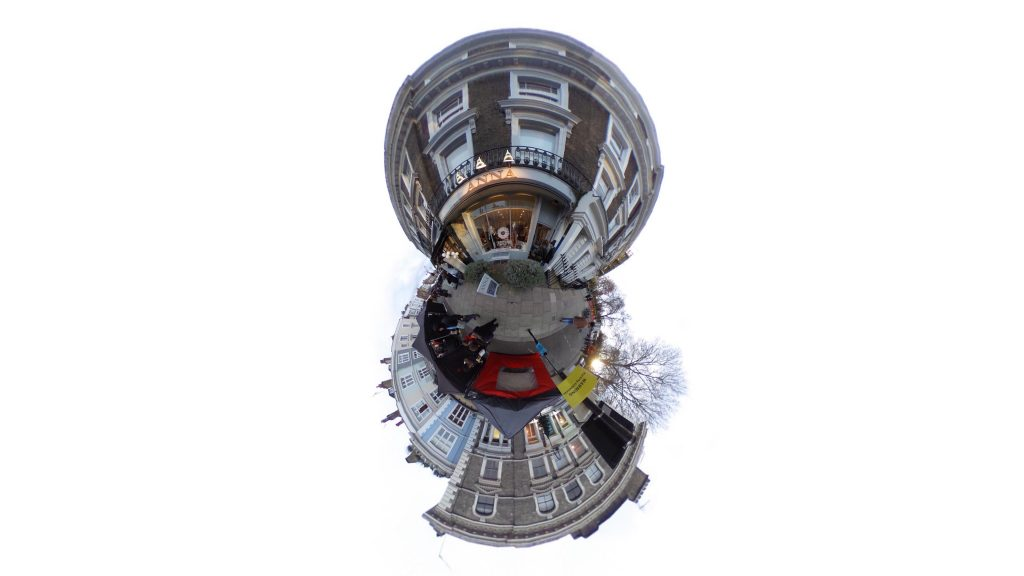 Anna VR Little Planet