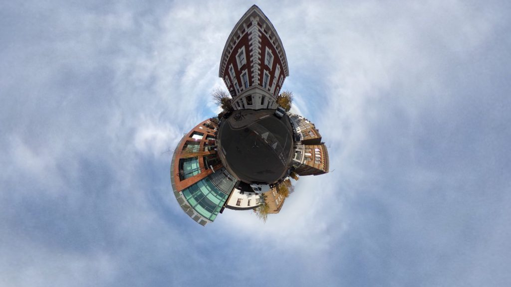 The Engineer Little Planet