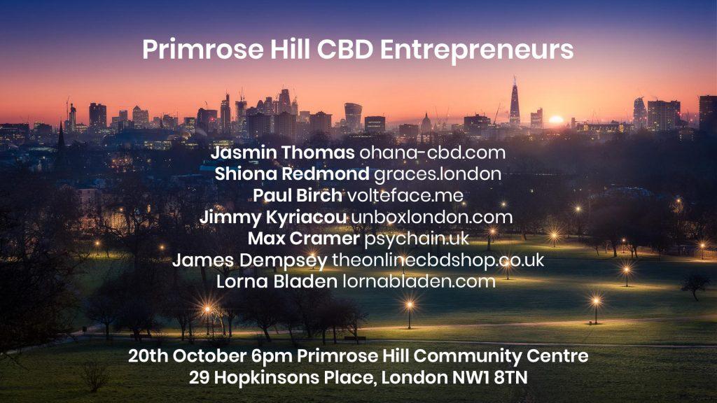 Primrose Hill CBD Entrepreneurs