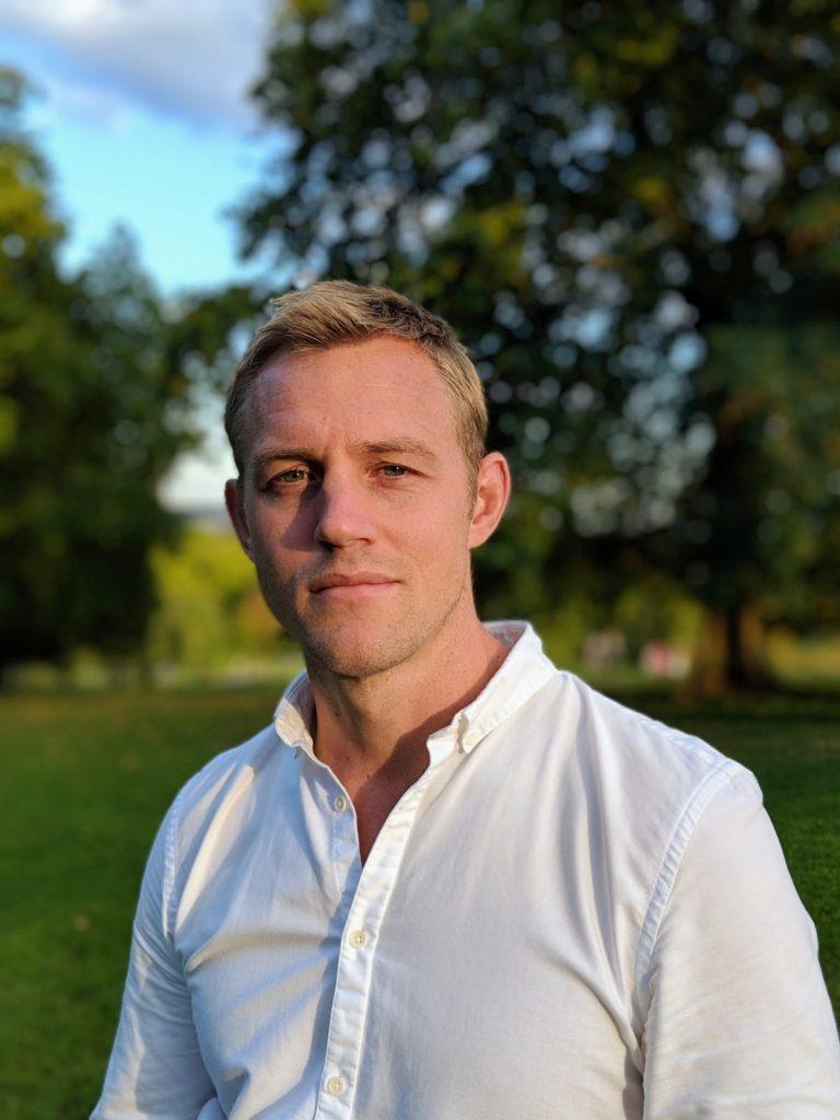 Jonathan Brandling-Harris
