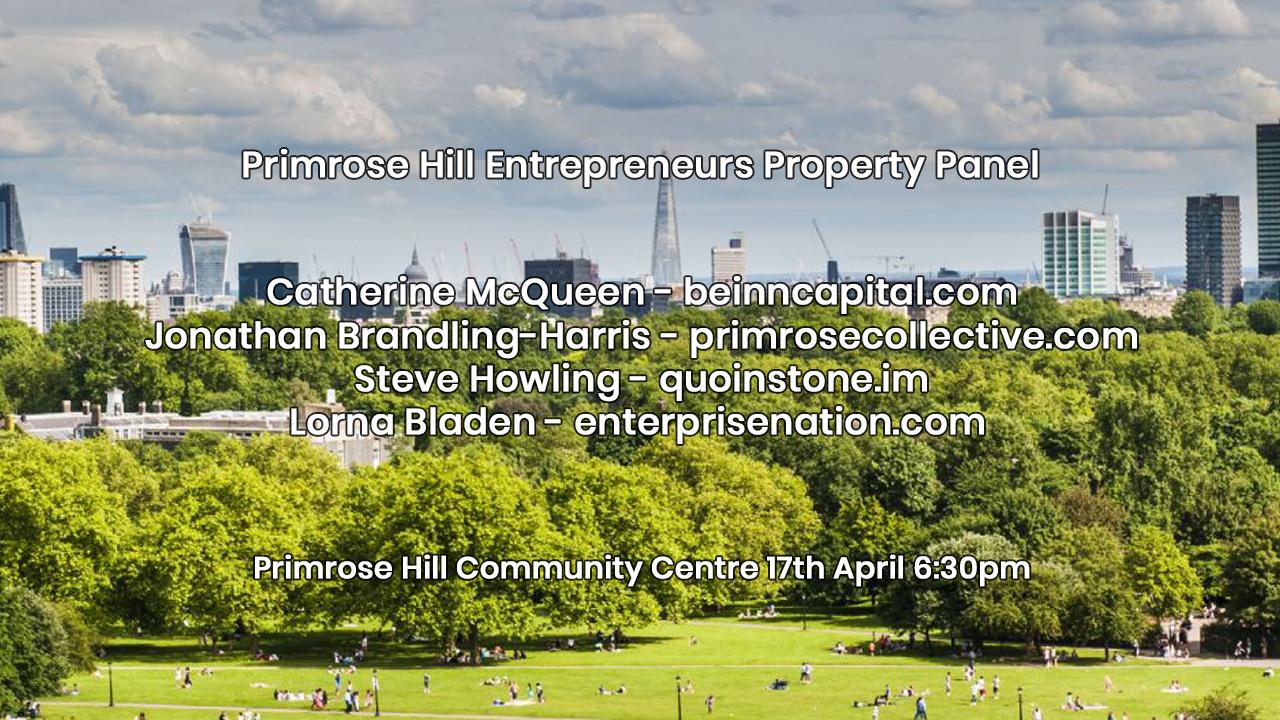 Primrose HIll PropTech