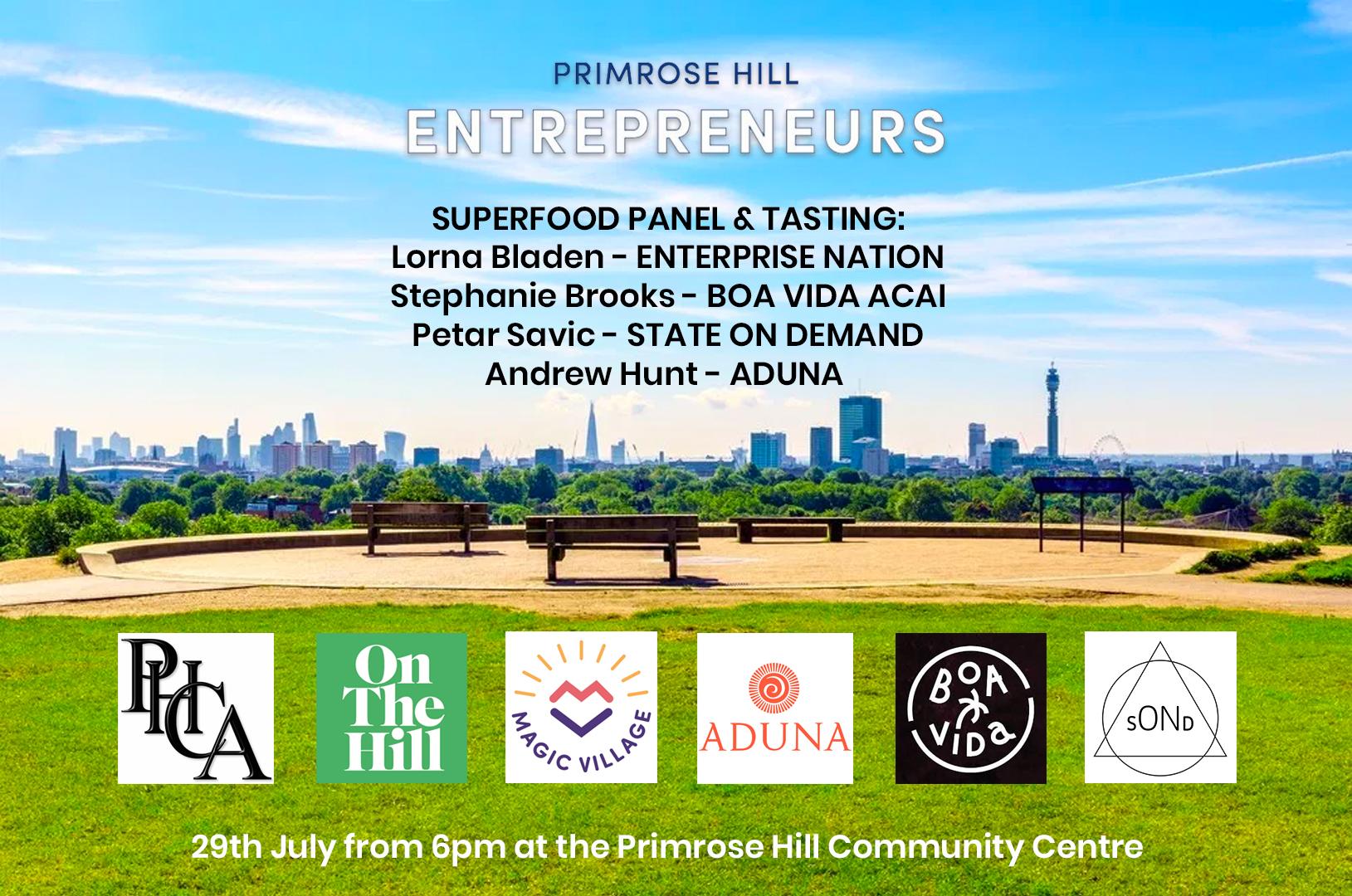 superfoods-panel-primrose-hill
