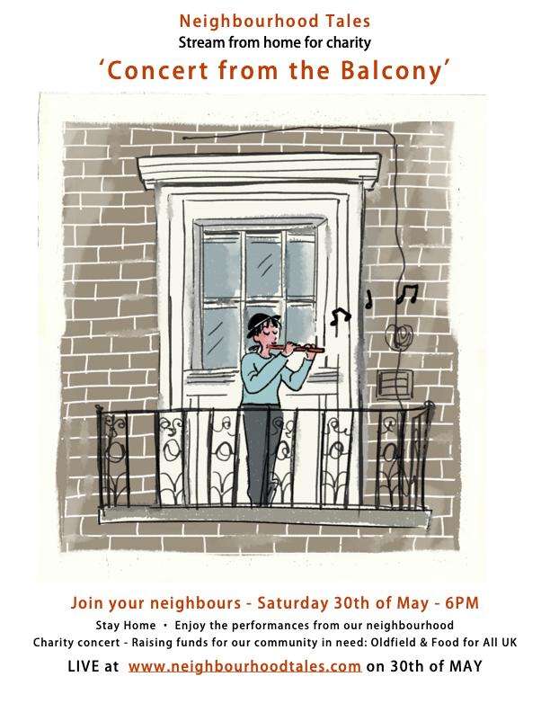 Neighbourhood Tales poster